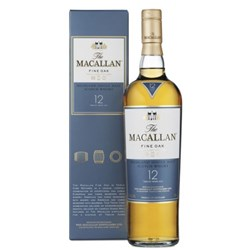Whisky The Macallan 12yo Triple Cask Matured