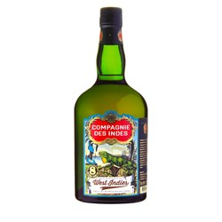 Rum Old Blended 8 ans West Indies - Compagnie Des Indes