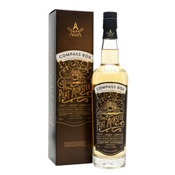 "Blended Malt Scotch Whisky ""The Peat Monster"" - Compass Box"