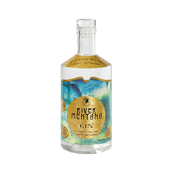 River Mentana Gin (Craft Distillery) - Borgo Scuro Acquaviti
